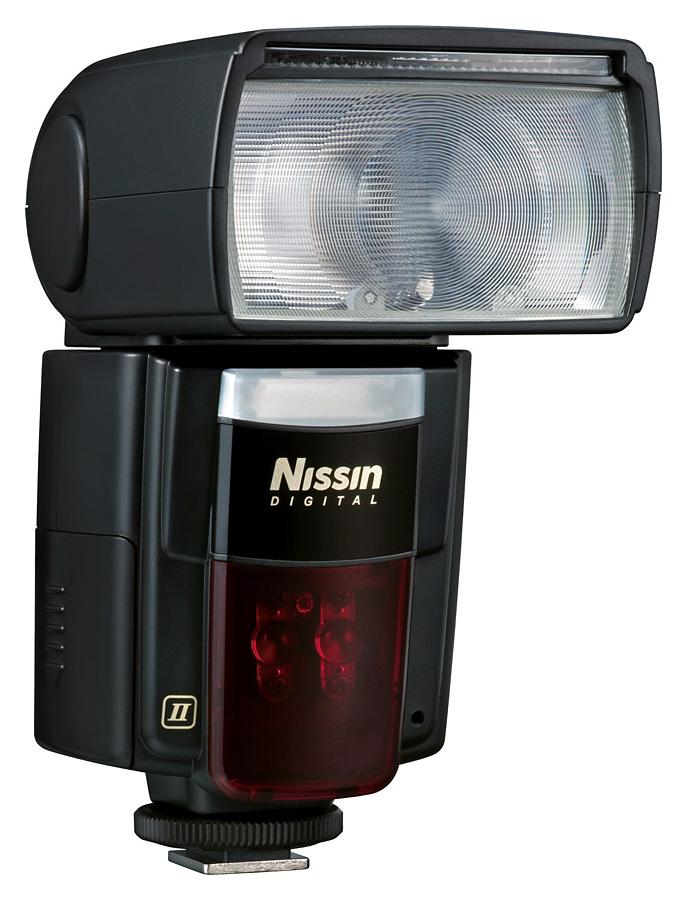 Nissin Di866 Mark II - Systémový blesk pre Canon