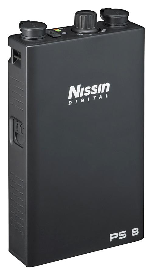 Nissin Power Pack PS 8 - Prenosný batériový zdroj pre Canon