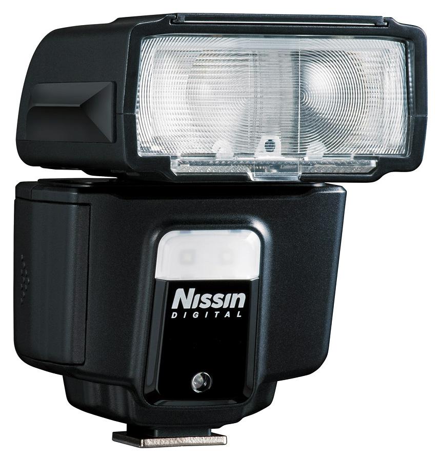 Nissin i40 - systémový blesk pre Panasonic/Olympus