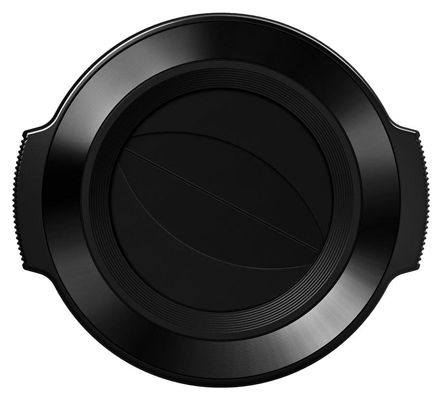 Olympus LC-37C Automatická predná krytka objektívu, Čierna 14-42 pancake