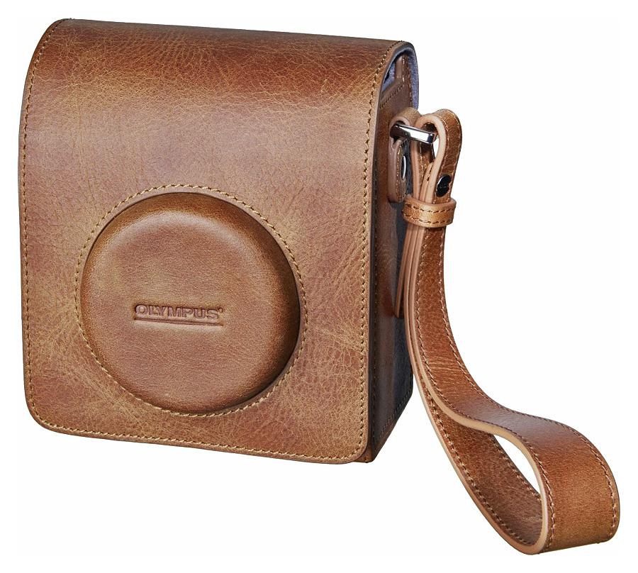 3c326edba8 Olympus Premium Leather Case je luxusné prémiové kožené puzdro určené pre  fotoaparáty Olympus STYLUS 1