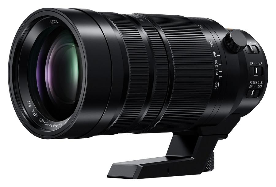 Panasonic Leica DG VARIO-ELMAR 100-400/4.0-6.3 ASPH. Power O.I.S.