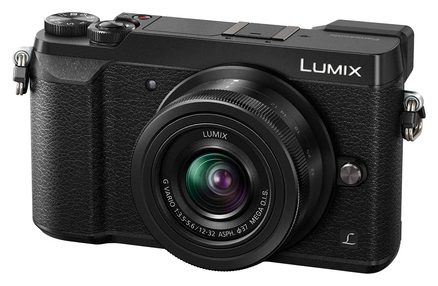 Panasonic Lumix DMC-GX80 +12-32/3,5-5,6 ASPH. Power O.I.S., Čierny.