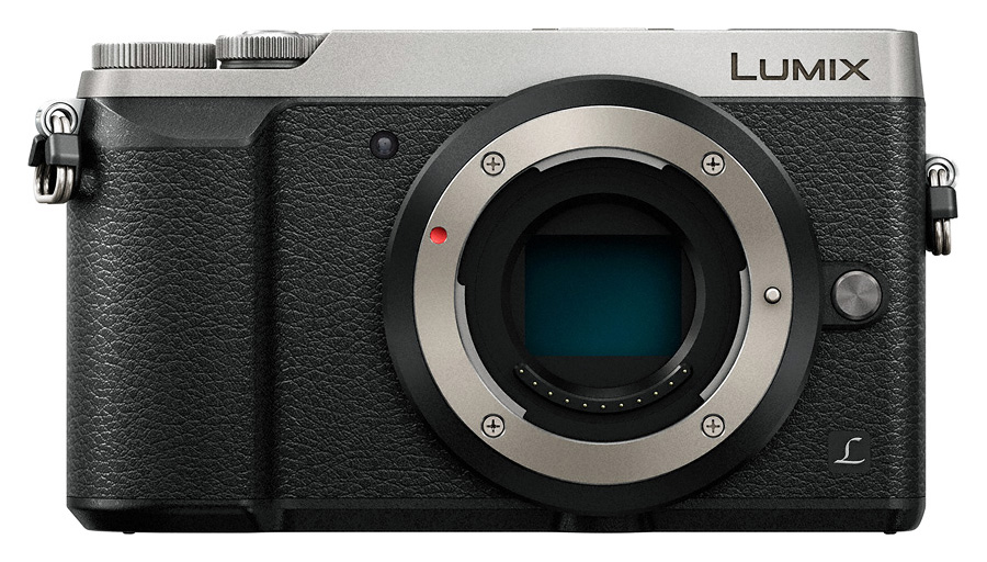 Panasonic Lumix DMC-GX80 Telo, Strieborný