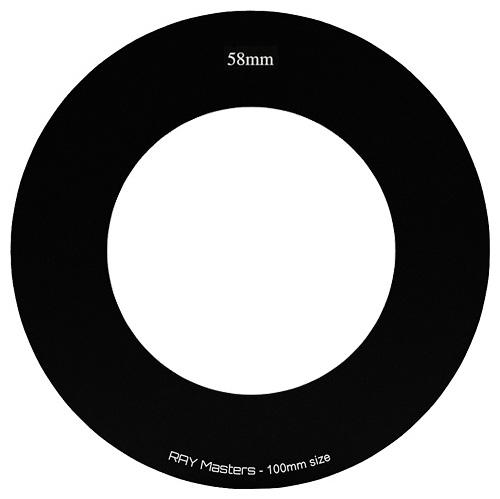 Zero Filters Redukčný krúžok 58mm pre 100mm system