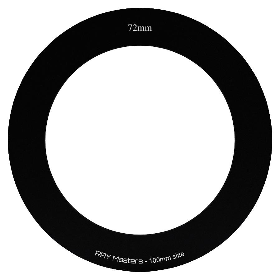 Zero Filters Redukčný krúžok 72mm pre 100mm system