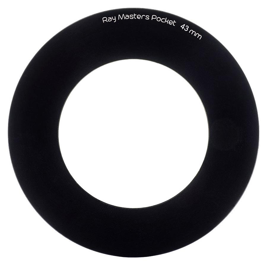 Zero Filters Redukčný krúžok 43mm pre 75mm system