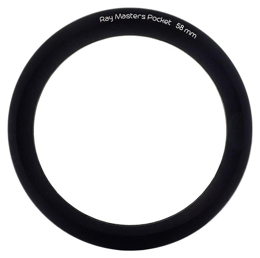 Zero Filters Redukčný krúžok 58mm pre 75mm system
