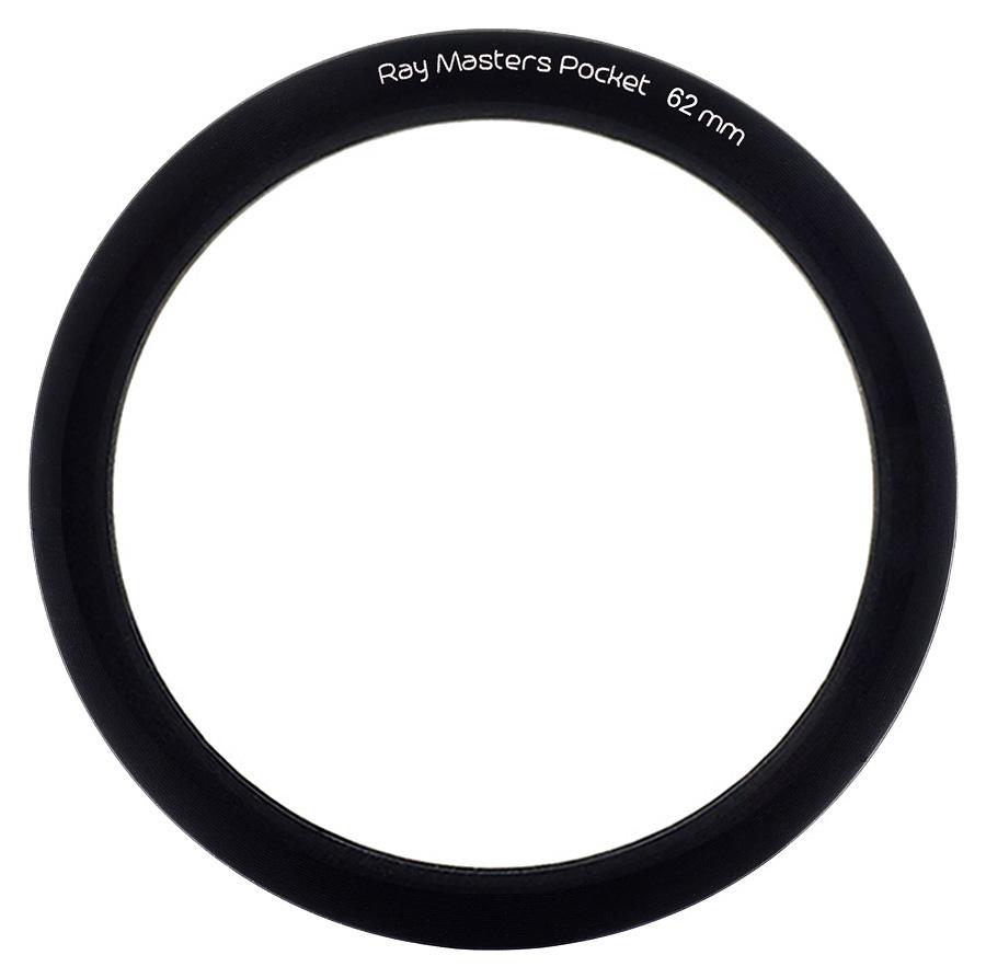 Zero Filters Redukčný krúžok 62mm pre 75mm system