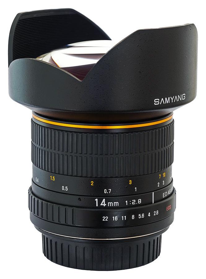 Samyang 14mm f/2.8 IF ED UMC Aspherical, baj. Sony A