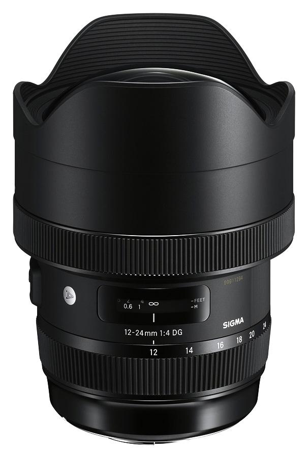 Sigma 12-24mm f/4 DG HSM Art, Baj. Nikon