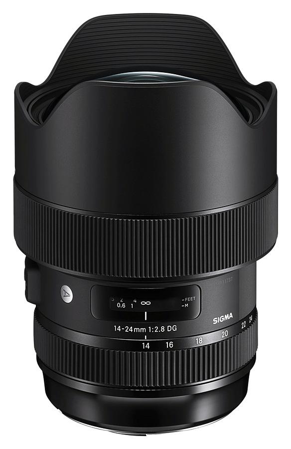 Sigma 14-24mm f/2.8 DG HSM Art, Baj. Nikon