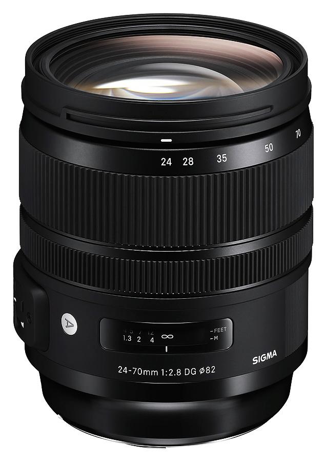 Sigma 24-70mm f/2.8 DG OS HSM Art, baj. Nikon