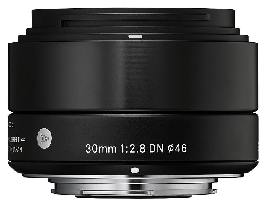 Sigma 30mm f/2.8 DN Art, baj. Olympus Micro 4/3, Čierny