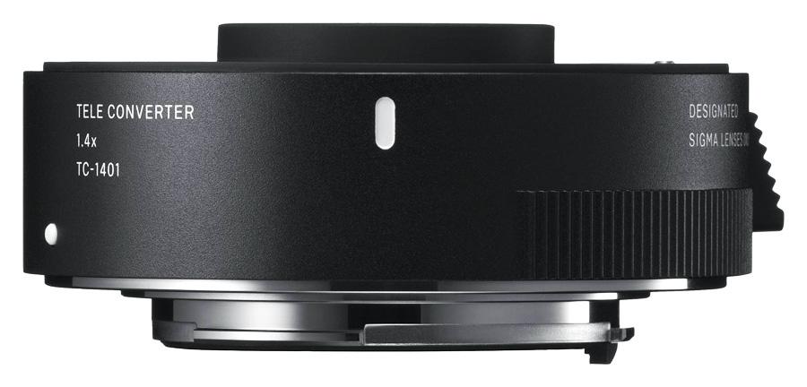 Sigma TC-1401 baj. Canon EF, Telekonvertor 1.4x novej generácie SGV