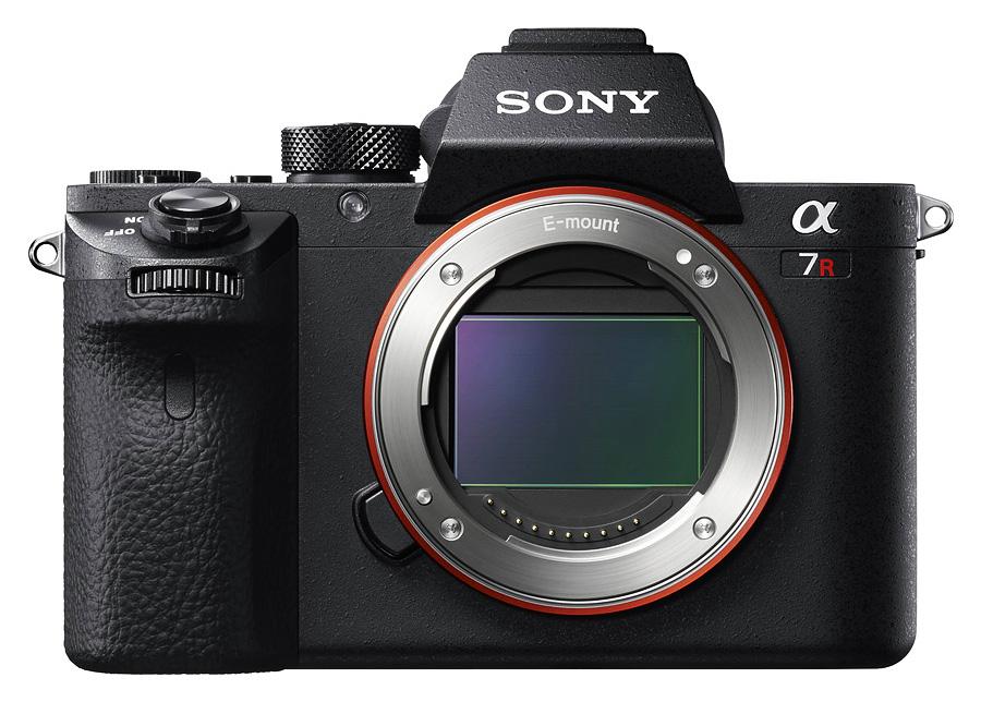 Sony Alpha A7R Mk.II - Telo