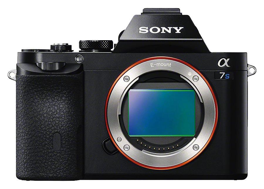 Sony Alpha A7S - Telo