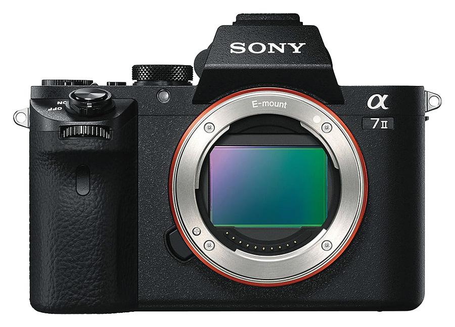 Sony Alpha A7 Mk.II - Telo