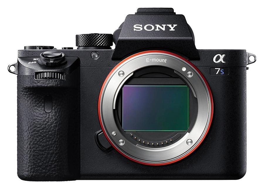 Sony Alpha A7S Mk.II - Telo
