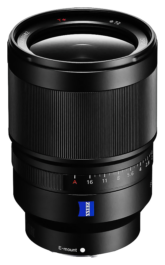 Sony FE Distagon T* 35mm f/1.4 ZA (ZEISS, Full Frame, E-Mount) CASHBACK 100€