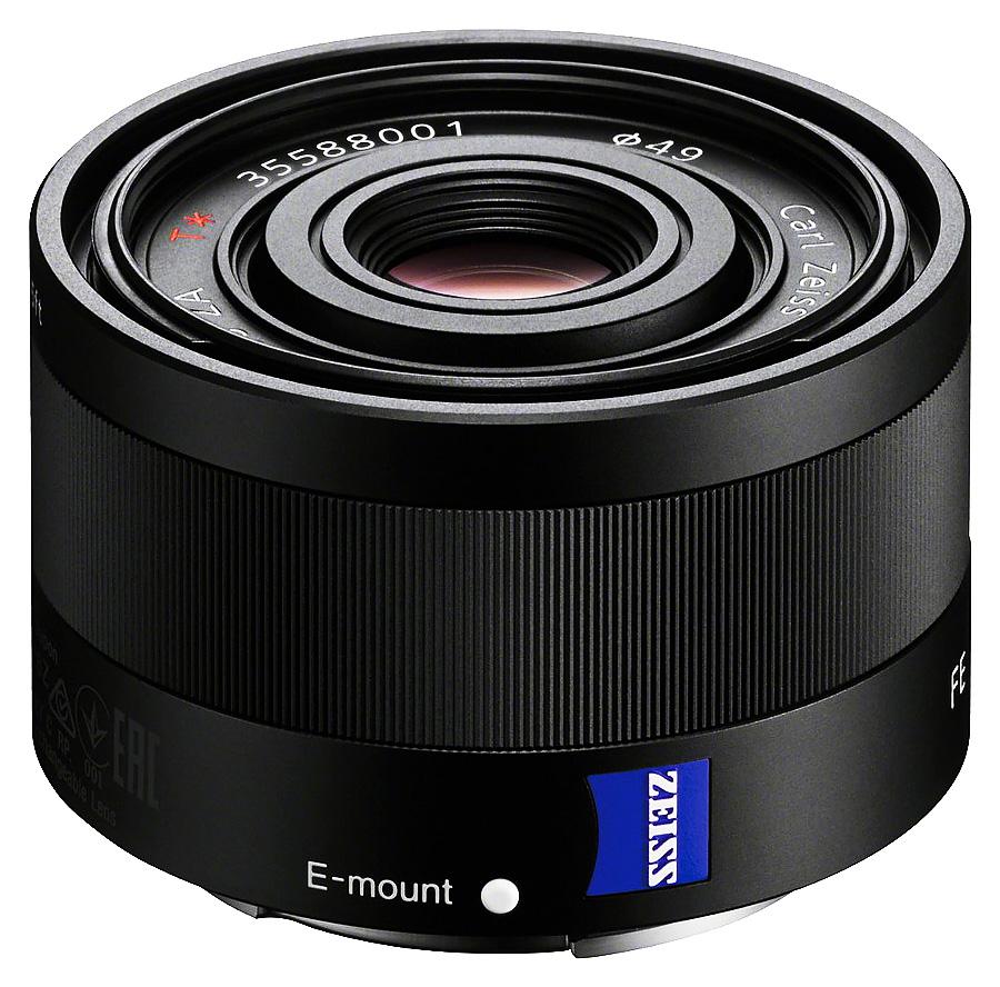 Sony FE Sonnar T* 35mm f/2,8 ZA (ZEISS, Full Frame, E-Mount) - Cashback 100 €