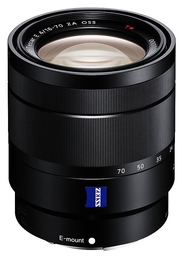 Sony E Vario-Tessar T* 16-70mm f/4.0 ZA OSS (ZEISS, APS-C, E-Mount) CASHBACK 100 €