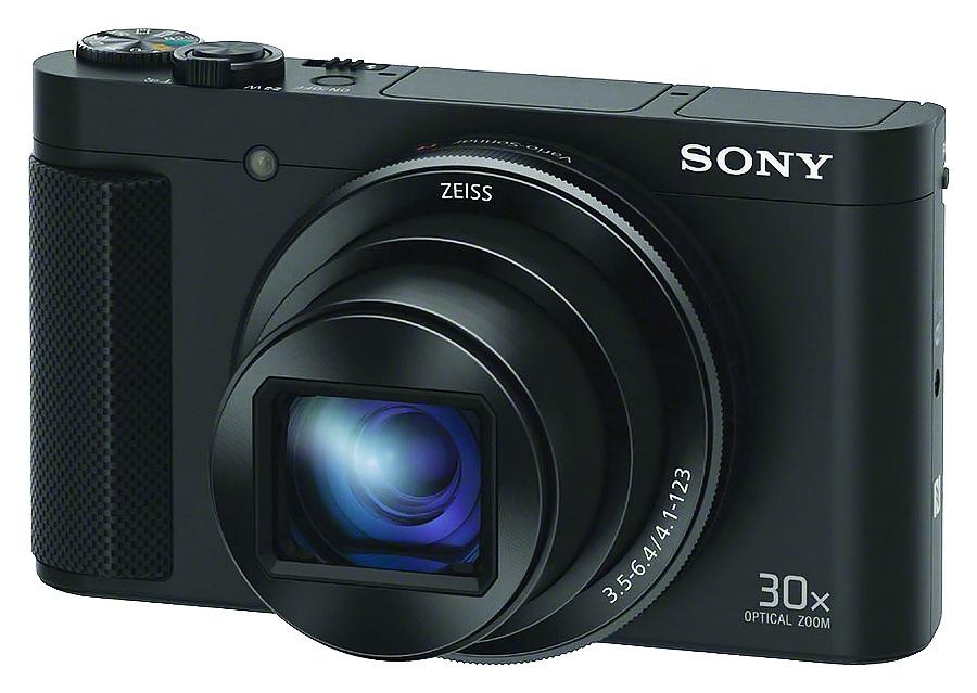 Sony Cyber-Shot DSC-HX90, Čierny