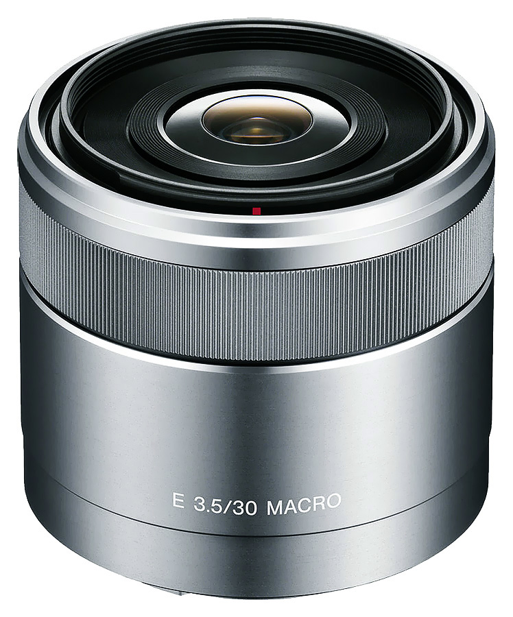 Sony E 30mm f/3.5 Macro (APS-C, E-Mount) CASHBACK 25€