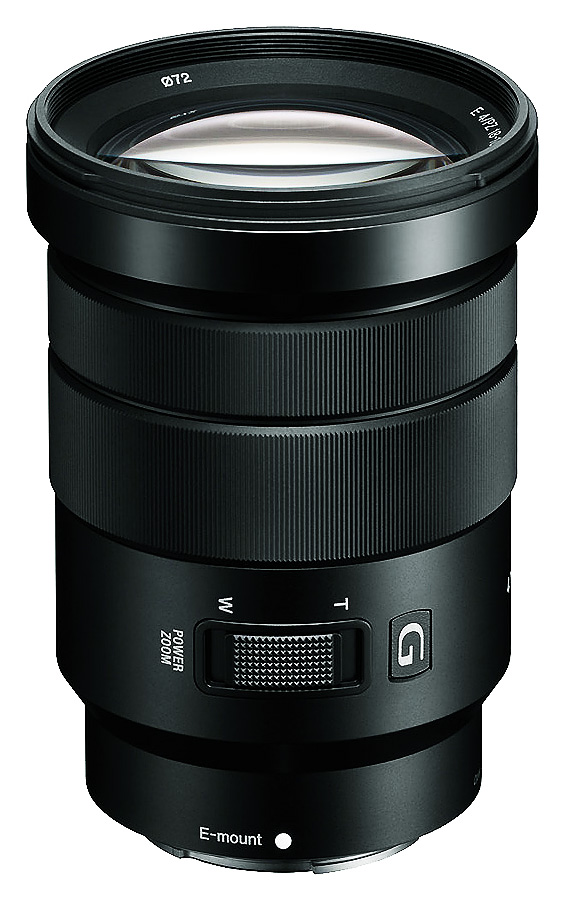 Sony E PZ 18-105mm f/4 G OSS (APS-C, E-Mount)