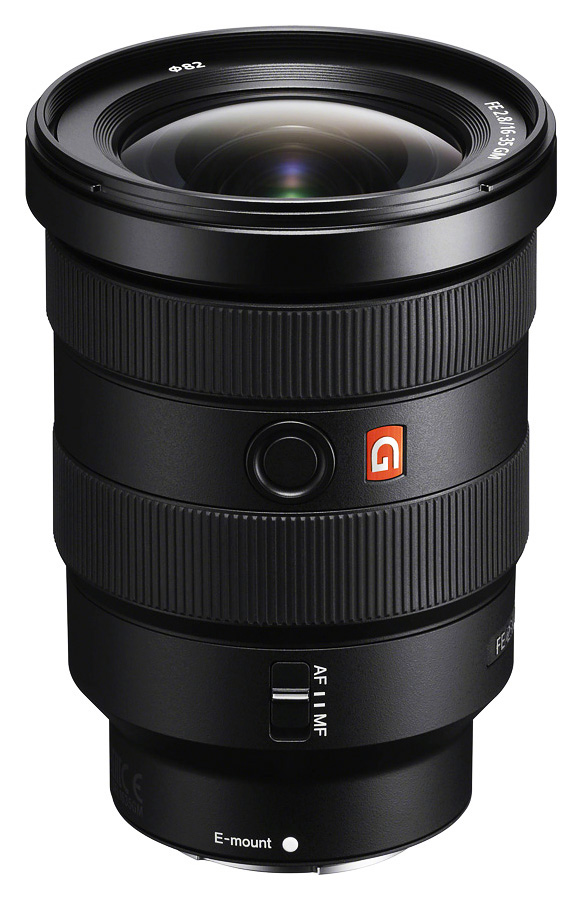 Sony FE 16-35mm f/2.8 GM (Full Frame, E-Mount) CASHBACK 100€