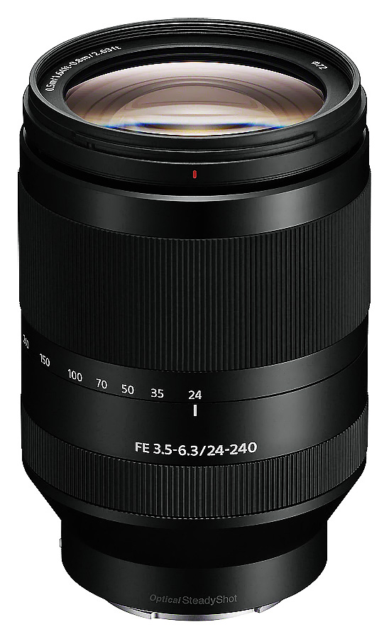 Sony FE 24-240mm f/3.5-6.3 OSS (Full Frame, E-Mount) CASHBACK 100€
