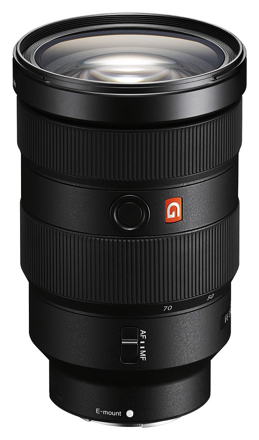 Sony FE 24-70mm f/2.8 GM (Full Frame, E-Mount) - Cashback 200 €