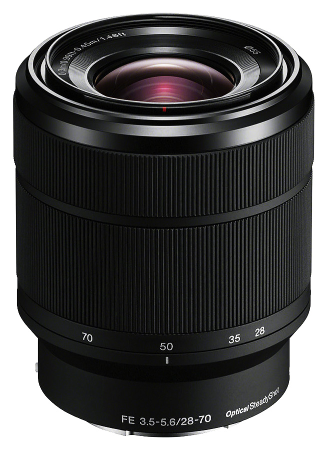 Sony FE 28-70mm f/3.5-5.6 OSS (Full Frame, E-Mount)