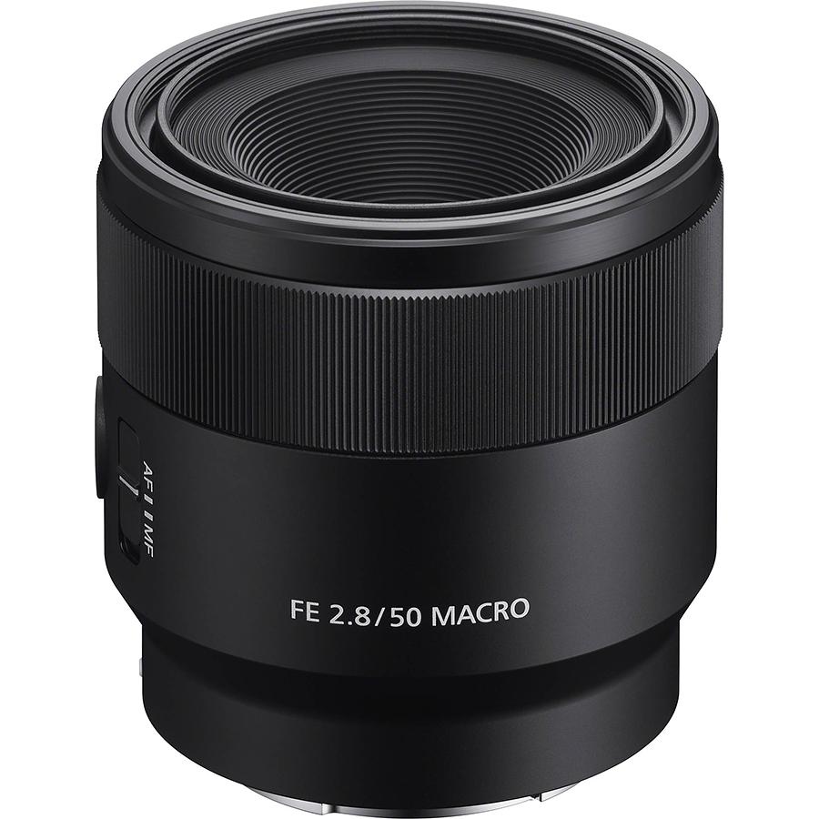 Sony FE 50mm f/2.8 Macro (Full Frame, E-Mount)