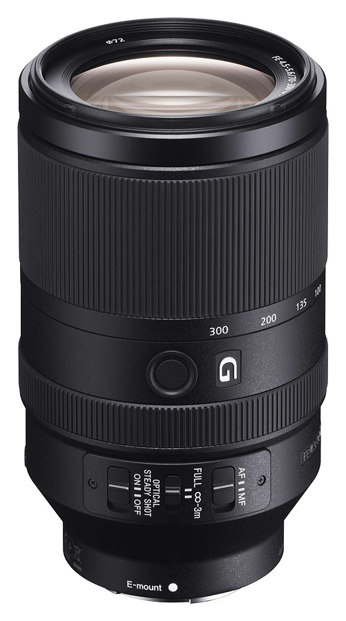 Sony FE 70-300mm f/4.5-5.6 G OSS (Full Frame, E-Mount) CASHBACK 100 €