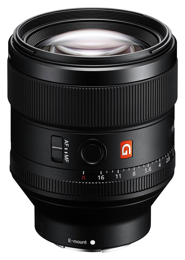 Sony FE 85mm f/1.4 GM (Full Frame, E-Mount)