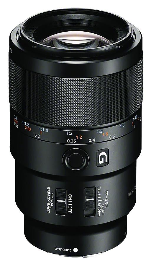 Sony FE 90mm f/2.8 Macro G OSS, Čierny (Full Frame, E-Mount) CASHBACK 100 €
