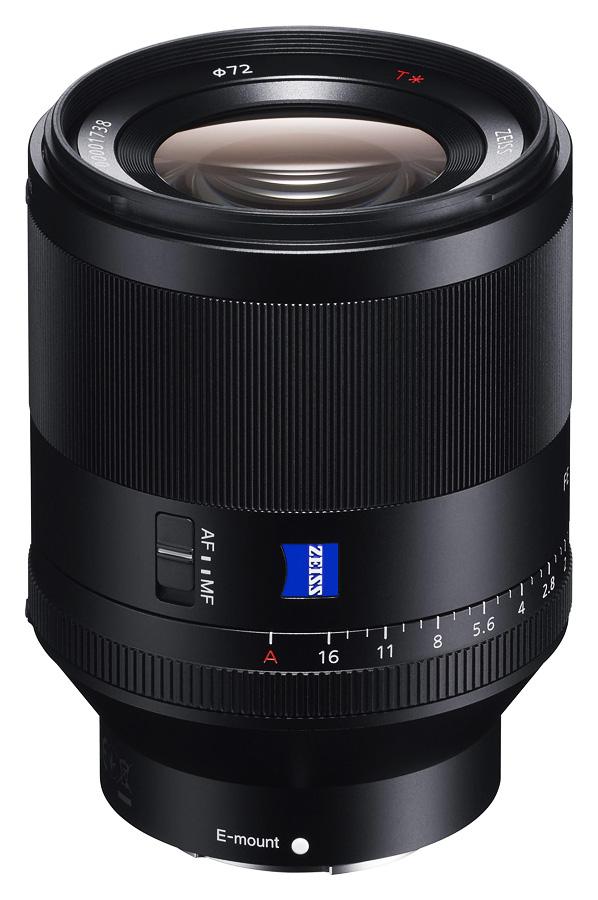 Sony FE Planar T* 50mm f/1.4 ZA (ZEISS, Full Frame, E-Mount) - Cashback 100€