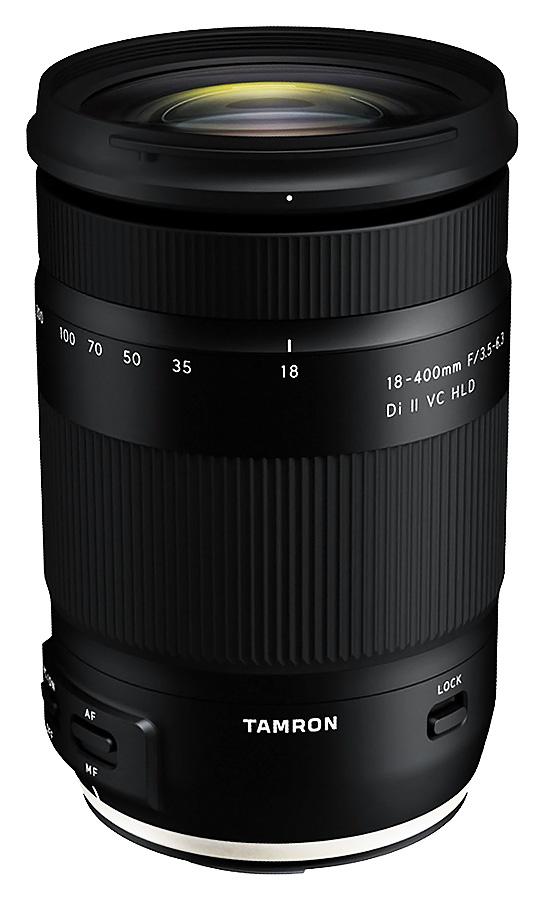 Tamron 18-400mm f/3.5-6.3 Di II VC PZD, baj. Canon