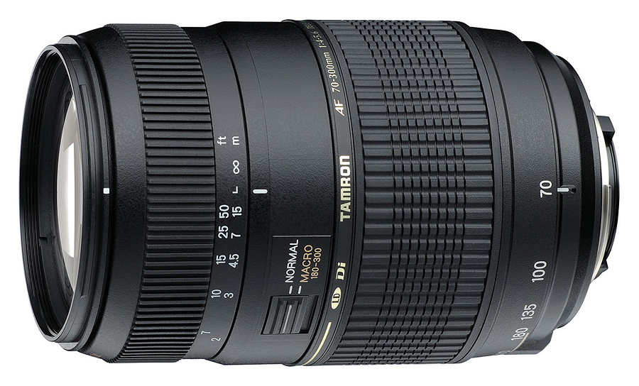 Tamron AF 70-300mm f/4-5.6 Di LD Macro 1:2, baj. Pentax