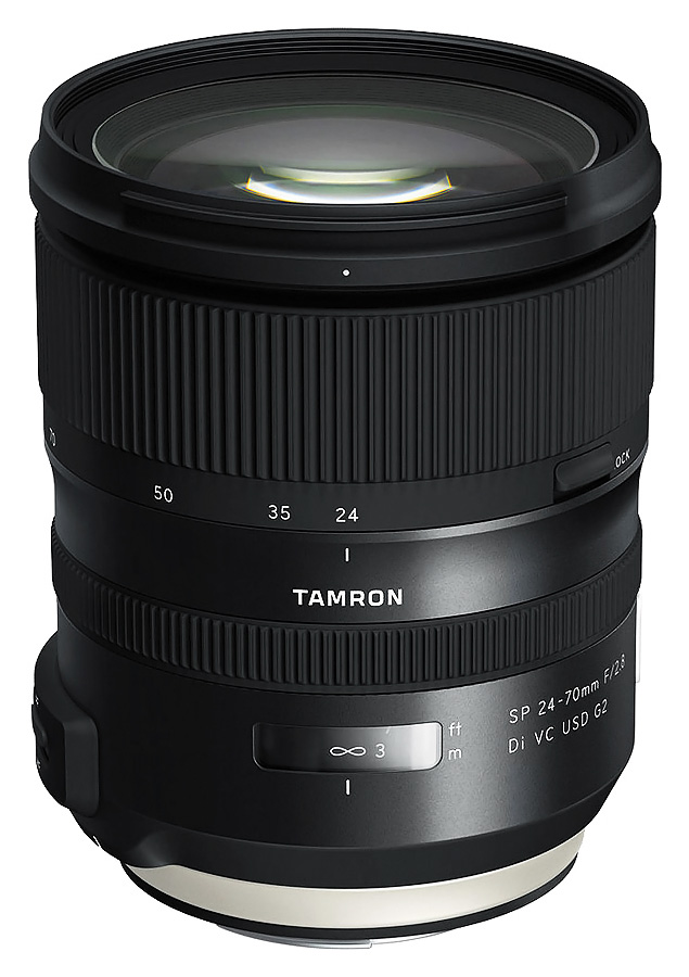 Tamron SP 24-70mm f/2.8 Di VC USD G2, baj. Nikon