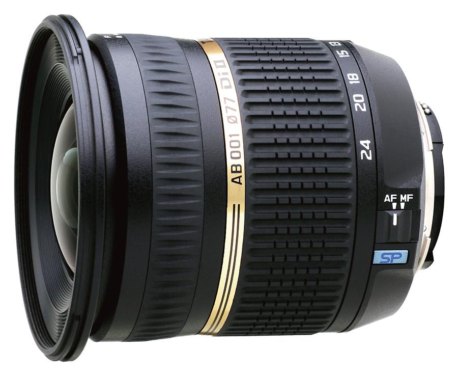 Tamron SP 10-24mm f/3.5-4.5 Di II LD ASPH IF, baj. Canon