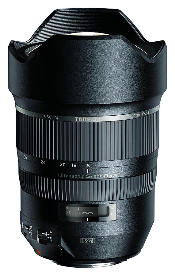 Tamron SP 15-30mm f/2.8 Di VC USD, baj. Nikon