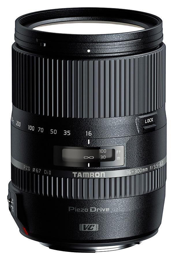 Tamron AF 16-300mm f/3.5-6.3 Di II VC PZD, baj. Nikon