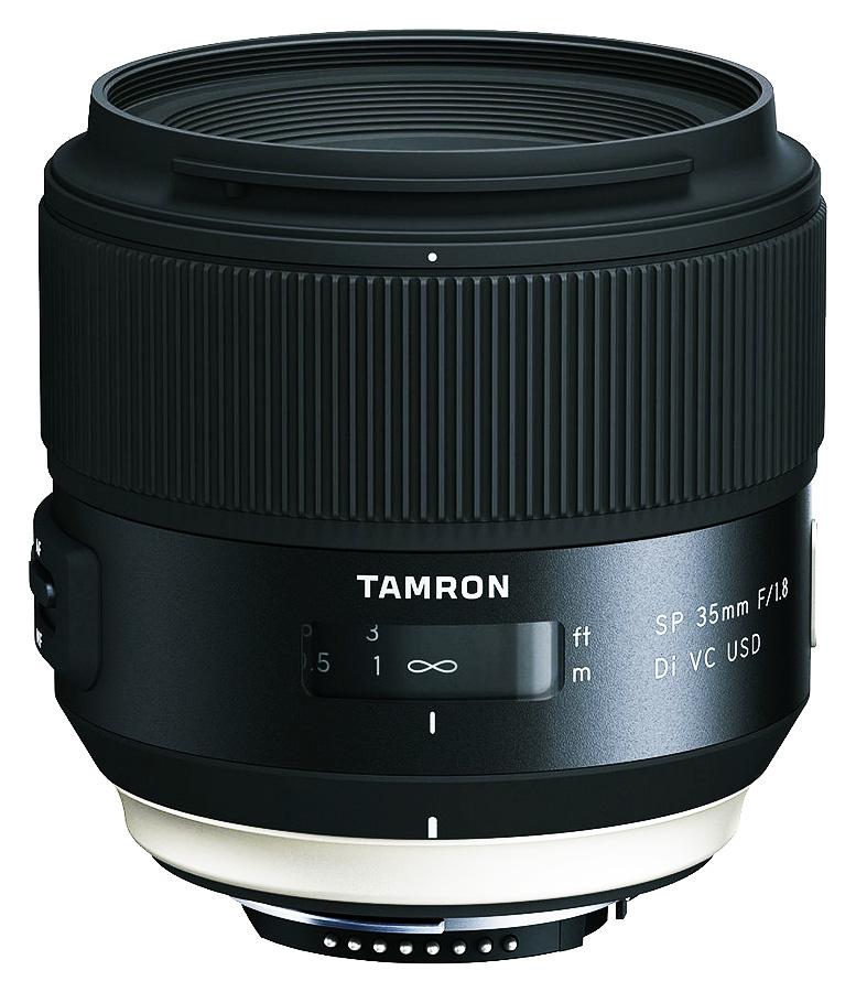 Tamron SP 35mm f/1.8 Di VC USD, baj. Nikon