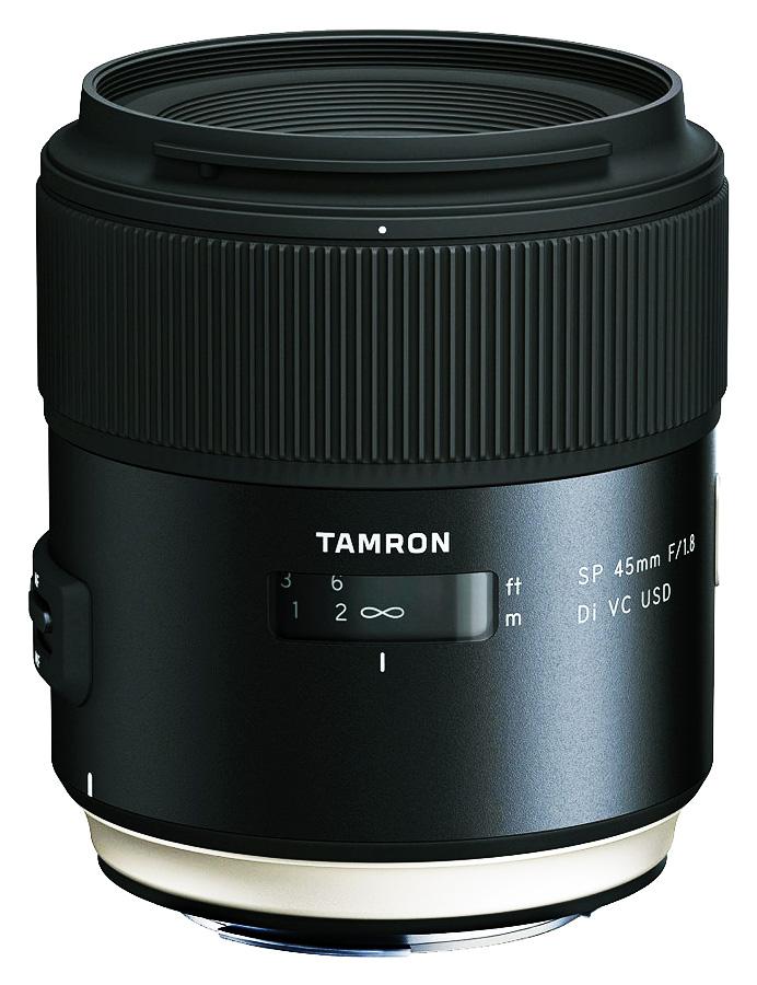 Tamron SP 45mm f/1.8 Di VC USD, baj. Canon