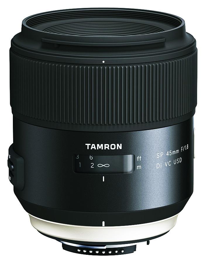 Tamron SP 45mm f/1.8 Di VC USD, baj. Nikon