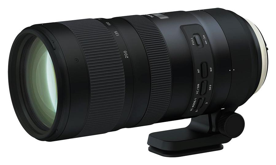 Tamron SP 70-200mm f/2.8 Di VC USD G2, baj. Nikon.