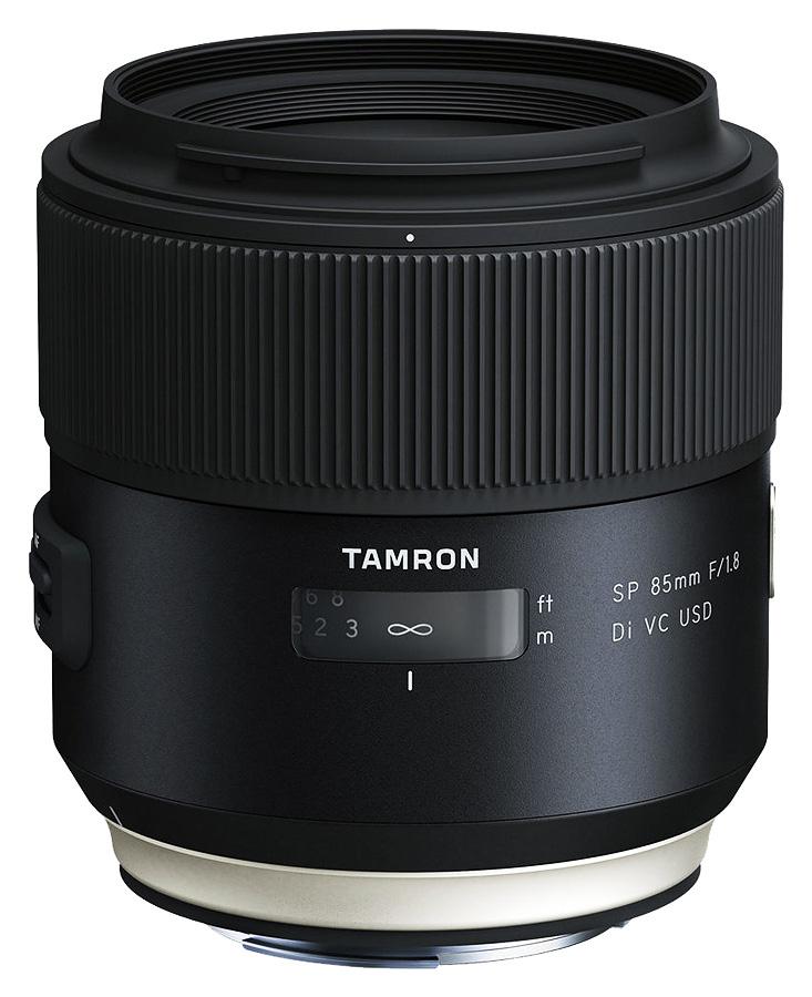 Tamron SP 85mm f/1.8 Di VC USD, baj. Canon EF