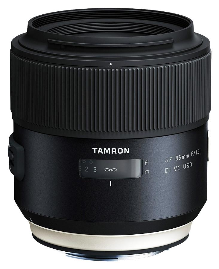 Tamron SP 85mm f/1.8 Di USD, baj. Sony A
